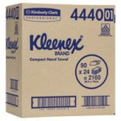 Kleenex Compact Hand Towel 29.5x19cm PK90 4440