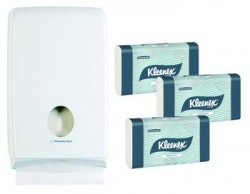 Kleenex Compact Hand Towel Starter Pack 4441 - Click for more info