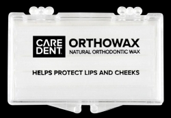 Caredent Orthowax Natural Professional