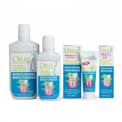 Oral7 Moisturising Mouth Gel 40ml