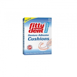 Fitty Dent Denture Adhesive Cushions