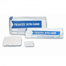 Crosstex Ultra Gauze Non Woven 7.5cm x 7.5cm 4 Ply