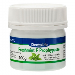 Dentalife Optum F Prophy Paste Mint Fluoride 200g