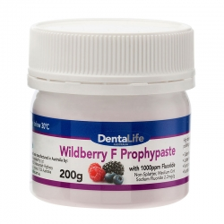 Dentalife Optum F Prophy Paste Wildberry Fluoride 200g