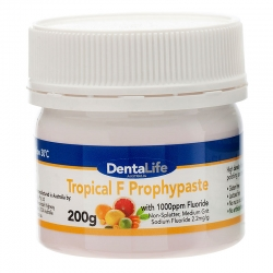 Dentalife Optum F Prophy Paste Tropical Fluoride 200g