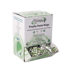 Dentalife Optum F Prophy Rings Freshmint