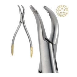 Ongard Lite-Touch Extracting Forceps TC Lindo Levien #01