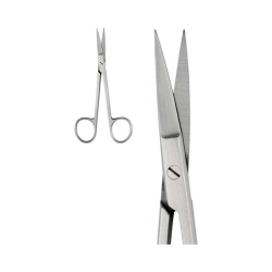 Ongard Lite-Touch Scissors Wagner Curved #12cm