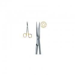 Ongard Lite-Touch Scissors Iris Straight TC #11cm