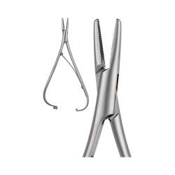 Ongard Lite-Touch Needle Holder Mathieu #14cm