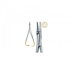 Ongard Lite-Touch Needle Holder TC Lichtenbergh Straight #17cm