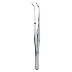Ongard Lite-Touch Tweezers College #15cm - Click for more info