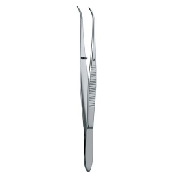 Ongard Lite-Touch Tweezers Perry #12.5cm