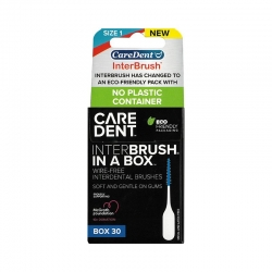 Caredent Interbrush In A Box