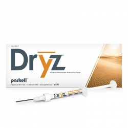 Parkell Dryz Gingival Retraction Paste Syringes
