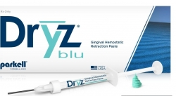 Parkell Dryz Blu Gingival Retraction Paste Syringes