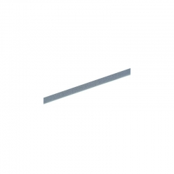 Sunshine Steelcarbo Metal Strips Straight 2mm