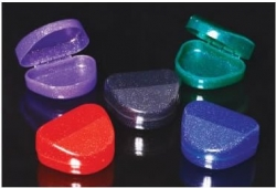 Unident Orthodontic Case Assorted Colours