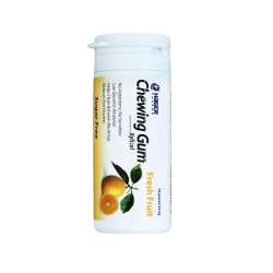 Hager Xylitol Gum Fresh Fruit - Click for more info