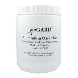 Ongard Aluminium Oxide 50 Micron 1Kg