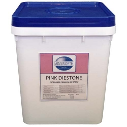 Ainsworth Diestone Pink Pail 5kg