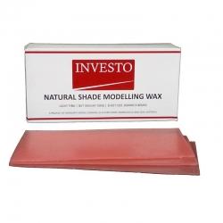 Investo Modelling Wax Natural Shade 500g