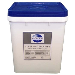 Ainsworth Super White Plaster Pail 20kg
