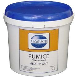 Ainsworth Pumice Medium 5kg Pail