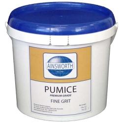 Ainsworth Pumice Fine Pail 5kg