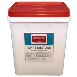 Investo Diestone White Pail 20kg
