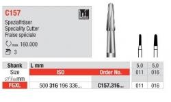 C157 Edenta TC FG XL Surgical Speciality