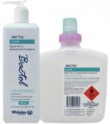 Whiteley Bactol Clear Alcohol Gel