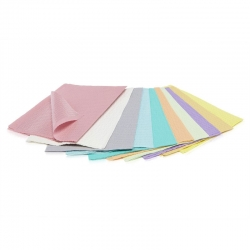 Ongard Bubbles Bibs 2 Ply+1 33cm x 25cm - Click for more info